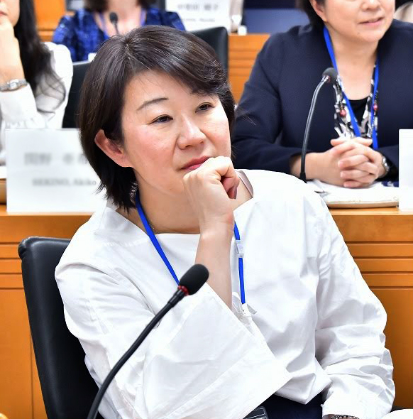Kaori Matsue General Manager of RC & Quality Assurance Division
