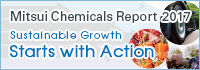 Mitsui Chemicals Report 2017