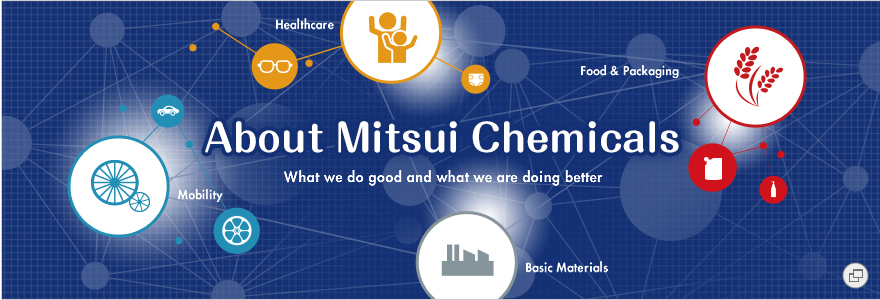 About Mitsui Chemicals